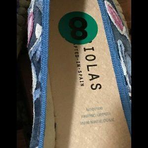 fabiolas Shoes - Fabiolas embroidered espadrilles